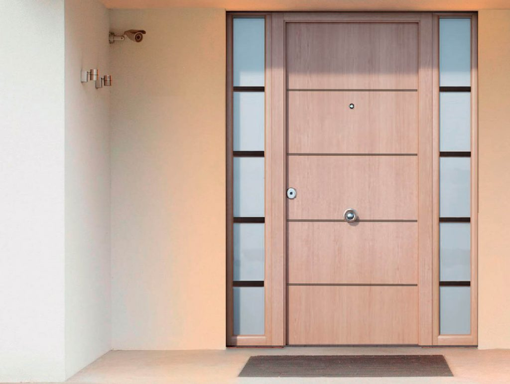 Puertas THT para tu vivienda