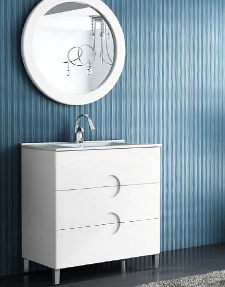 lavabos presan